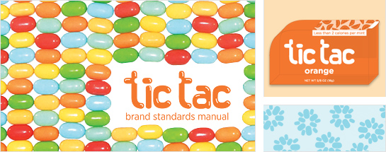 Tac Tac identity redesign