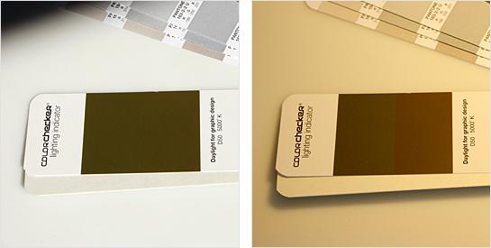 Pantone Goe Color Checker