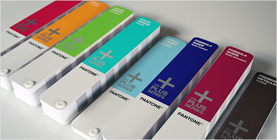 Pantone Plus Swatchbooks