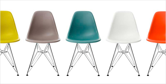 Eames Chairs Design