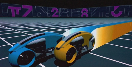 Syd Mead Tron Designs