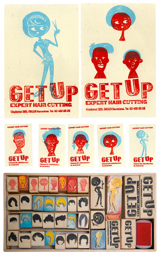 Get Up Hair Identity