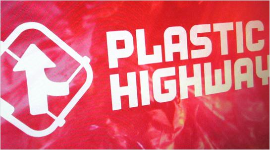Plastic Highway Logo