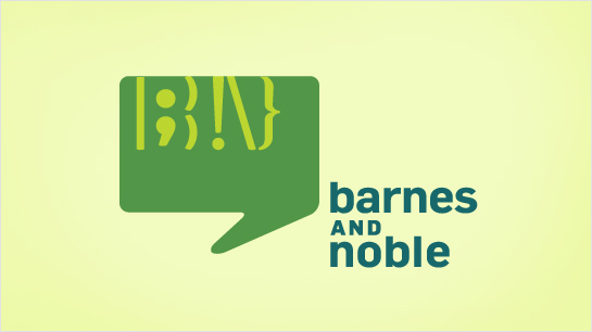 Diane Johns Barnes and Noble Logo Redesign
