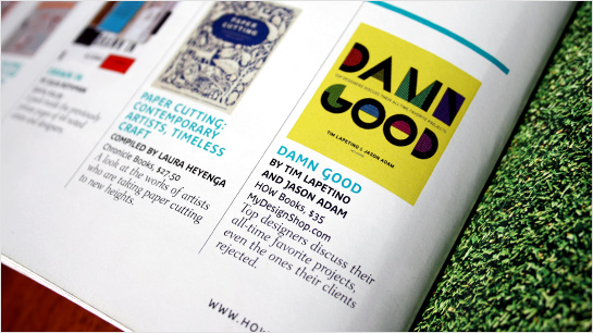 "Hexanine book, ""Damn Good"" coming soon"