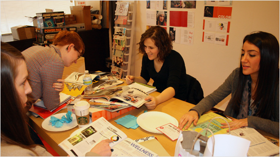 Chicago Portfolio Students - Brand Standards Manual