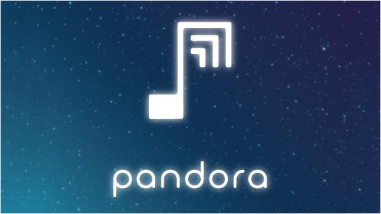 Pandora Logo Redesign