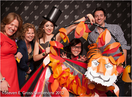 Gruppo Cordenons Color In Chicago event