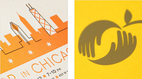 New work: Gruppo Cordenons and Golden Apple Foundation