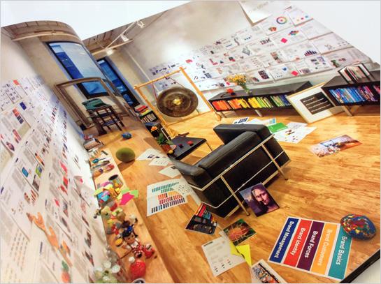 Hexanine Designing Brand Identity Office